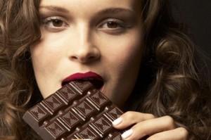Cioccolato-mangiare