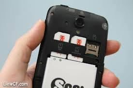 smartphone con due sim