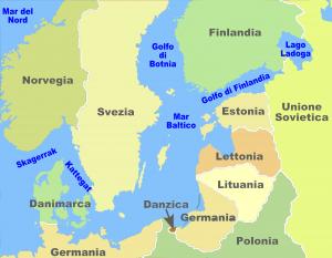 paesi baltici