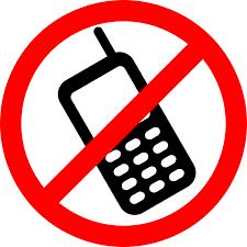 cellulare divieto