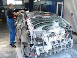 lavare auto